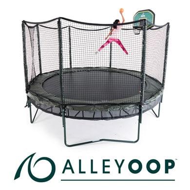 AlleyOOP Sports Trampolines